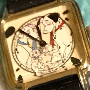 101 Disney Dalmations limited edition watch